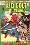Cover for Kid Colt Outlaw (Marvel, 1949 series) #158