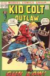 Cover for Kid Colt Outlaw (Marvel, 1949 series) #158