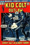 Cover for Kid Colt Outlaw (Marvel, 1949 series) #159