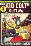 Cover for Kid Colt Outlaw (Marvel, 1949 series) #160