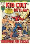 Cover for Kid Colt Outlaw (Marvel, 1949 series) #161