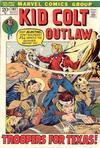 Cover for Kid Colt Outlaw (Marvel, 1949 series) #161