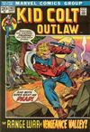 Cover for Kid Colt Outlaw (Marvel, 1949 series) #162