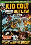 Cover for Kid Colt Outlaw (Marvel, 1949 series) #164
