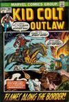 Cover for Kid Colt Outlaw (Marvel, 1949 series) #164