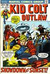 Cover for Kid Colt Outlaw (Marvel, 1949 series) #165