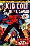 Cover for Kid Colt Outlaw (Marvel, 1949 series) #168