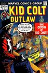 Cover for Kid Colt Outlaw (Marvel, 1949 series) #170