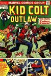 Cover for Kid Colt Outlaw (Marvel, 1949 series) #172