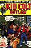 Cover for Kid Colt Outlaw (Marvel, 1949 series) #174