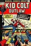 Cover for Kid Colt Outlaw (Marvel, 1949 series) #175