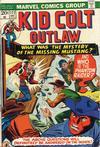 Cover for Kid Colt Outlaw (Marvel, 1949 series) #177