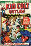 Cover for Kid Colt Outlaw (Marvel, 1949 series) #177