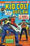 Cover for Kid Colt Outlaw (Marvel, 1949 series) #183