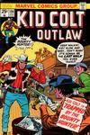 Cover for Kid Colt Outlaw (Marvel, 1949 series) #184
