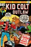 Cover for Kid Colt Outlaw (Marvel, 1949 series) #184