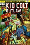 Cover for Kid Colt Outlaw (Marvel, 1949 series) #186