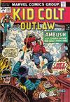 Cover for Kid Colt Outlaw (Marvel, 1949 series) #187
