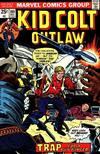 Cover for Kid Colt Outlaw (Marvel, 1949 series) #189