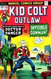 Cover for Kid Colt Outlaw (Marvel, 1949 series) #190