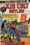 Cover for Kid Colt Outlaw (Marvel, 1949 series) #191