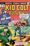 Cover for Kid Colt Outlaw (Marvel, 1949 series) #192