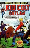 Cover for Kid Colt Outlaw (Marvel, 1949 series) #193
