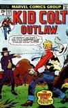 Cover for Kid Colt Outlaw (Marvel, 1949 series) #193
