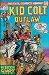 Cover for Kid Colt Outlaw (Marvel, 1949 series) #197