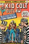 Cover for Kid Colt Outlaw (Marvel, 1949 series) #198