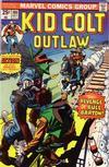 Cover for Kid Colt Outlaw (Marvel, 1949 series) #199