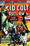 Cover for Kid Colt Outlaw (Marvel, 1949 series) #201