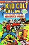 Cover for Kid Colt Outlaw (Marvel, 1949 series) #202