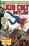 Cover for Kid Colt Outlaw (Marvel, 1949 series) #203