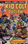 Cover for Kid Colt Outlaw (Marvel, 1949 series) #204