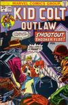 Cover for Kid Colt Outlaw (Marvel, 1949 series) #205