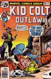 Cover for Kid Colt Outlaw (Marvel, 1949 series) #208