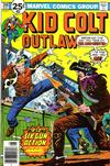 Cover for Kid Colt Outlaw (Marvel, 1949 series) #209