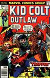 Cover for Kid Colt Outlaw (Marvel, 1949 series) #211