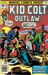Cover for Kid Colt Outlaw (Marvel, 1949 series) #214