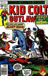 Cover for Kid Colt Outlaw (Marvel, 1949 series) #217
