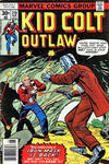 Cover for Kid Colt Outlaw (Marvel, 1949 series) #219