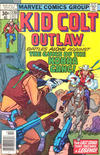 Cover for Kid Colt Outlaw (Marvel, 1949 series) #220 [30 cent cover price]