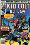 Cover for Kid Colt Outlaw (Marvel, 1949 series) #221