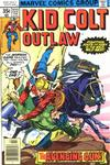 Cover for Kid Colt Outlaw (Marvel, 1949 series) #222