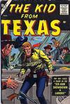 Cover for The Kid from Texas (Marvel, 1957 series) #2