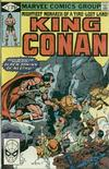 Cover for King Conan (Marvel, 1980 series) #2 [Direct Edition]