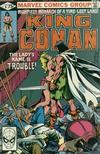 Cover for King Conan (Marvel, 1980 series) #6 [Direct Edition]