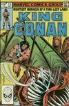 Cover for King Conan (Marvel, 1980 series) #13 [Direct Edition]