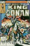 Cover for King Conan (Marvel, 1980 series) #16 [Direct Edition]